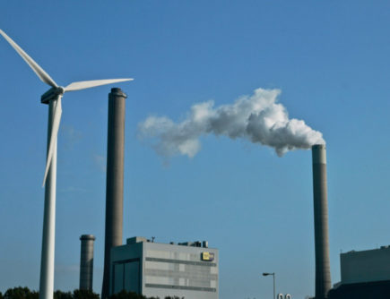 Hemweg Coal plant
